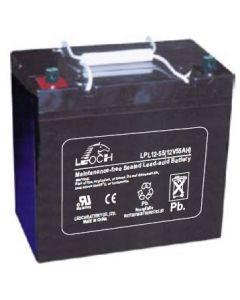 UPS baterija LEOCH 12Ah 12V Long Life 10-12 let