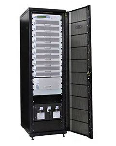 Power + Rack Mount UPS 10-(50)-100kVA